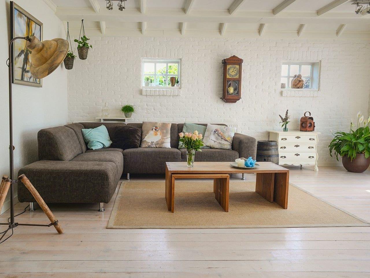 alfombras naturales decoracion