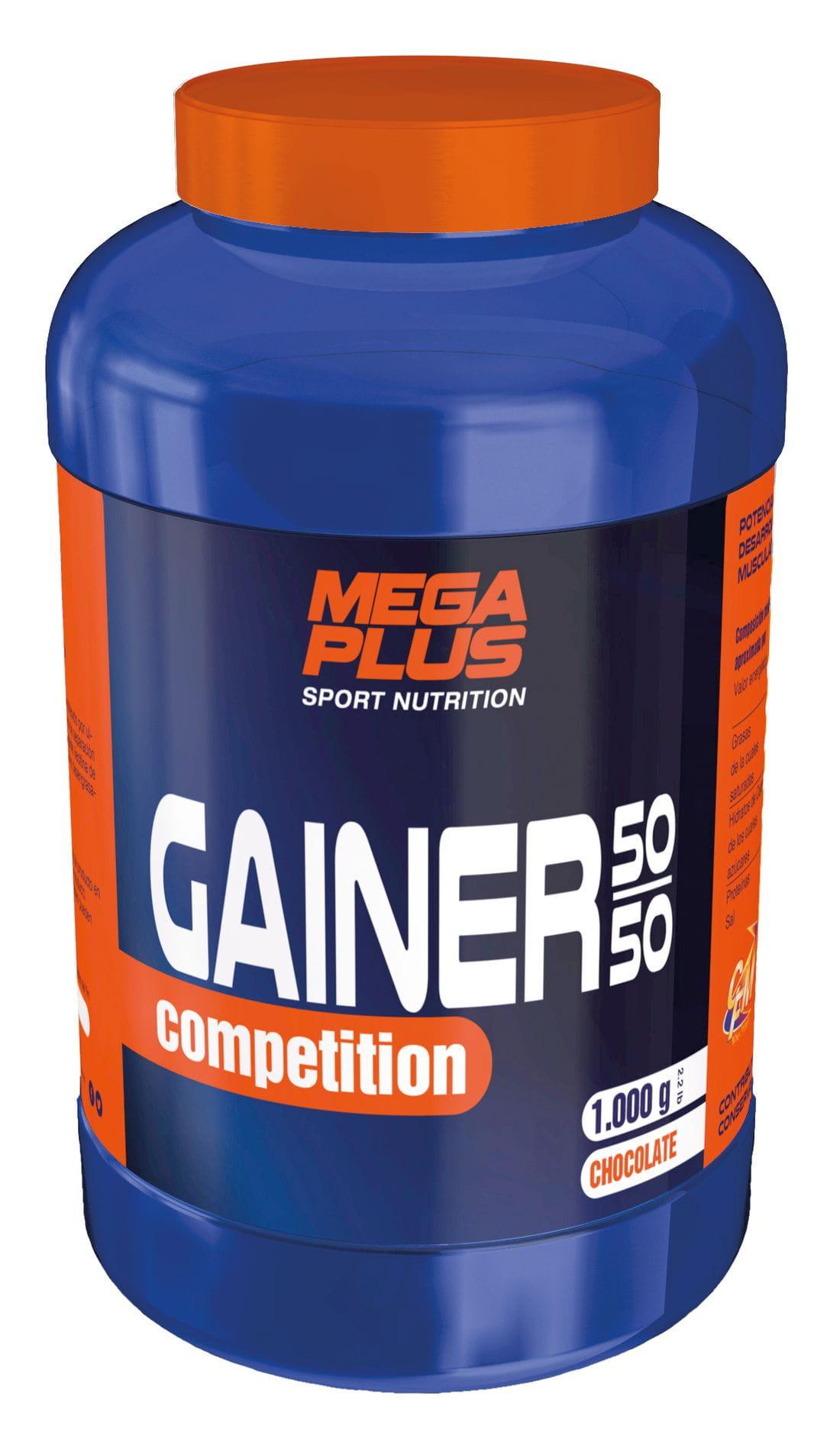 MEGA PLUS GAINER 50/50