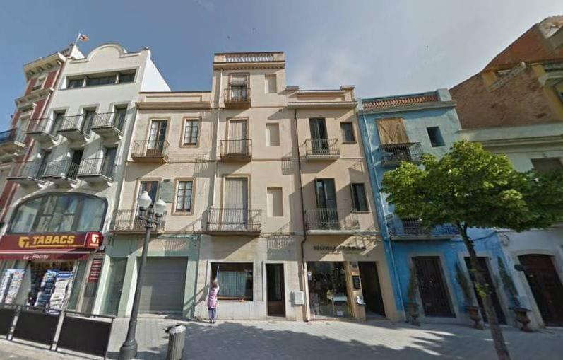 Casa y local comercial en el centro de sant feliu de gu xols costa brava - Casas sant feliu de guixols ...