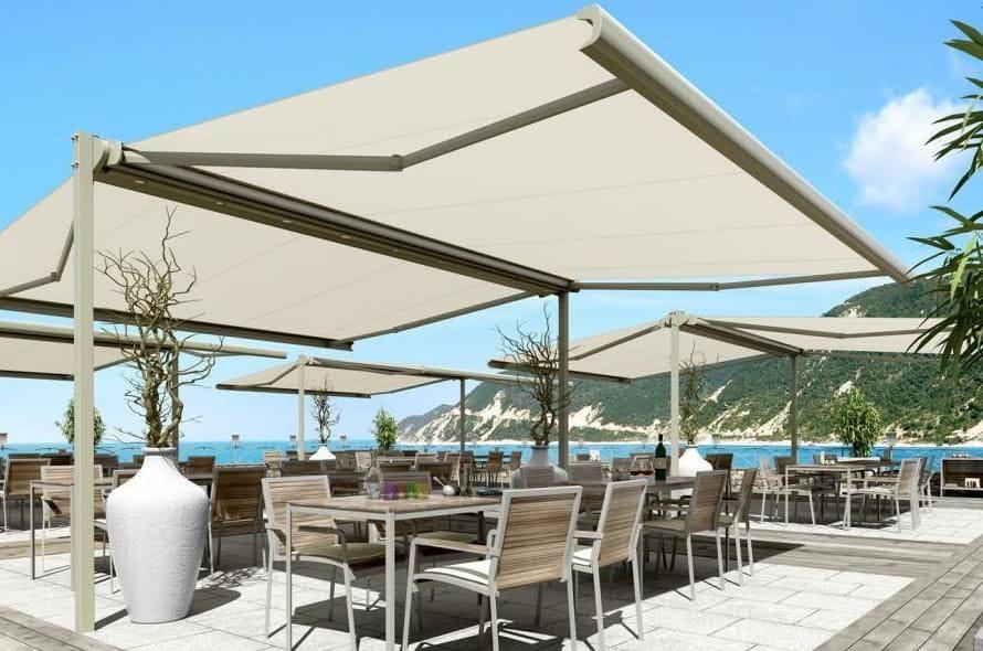 Toldos personalizados para terrazas y restaurantes - Toldos para terrazas ...