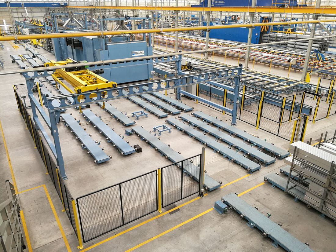Skip transportation conveyors systems