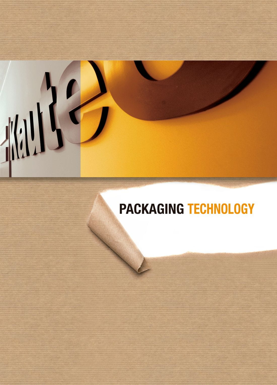 Packaging general brochure