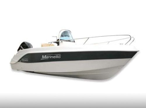 MARINELLO 16 FISHER