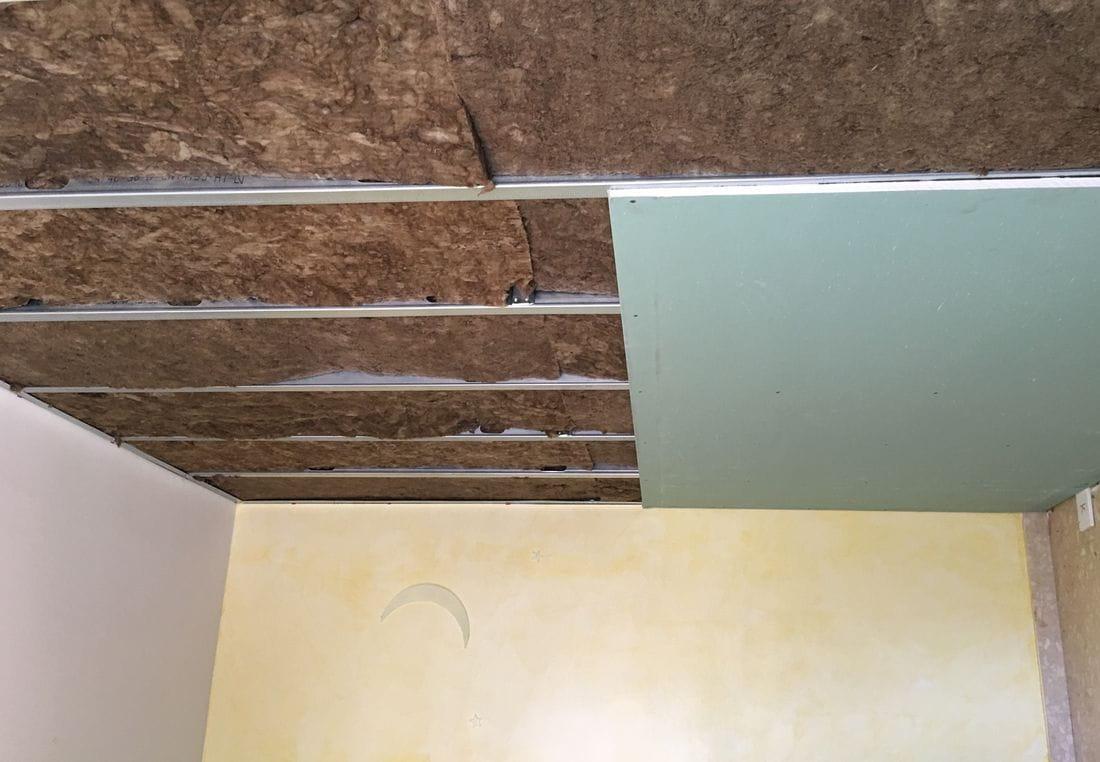 Aplacados y falsos techos - Aillar Insuflats