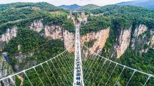 Parc Nacional ZhangJiaJie de la Xina