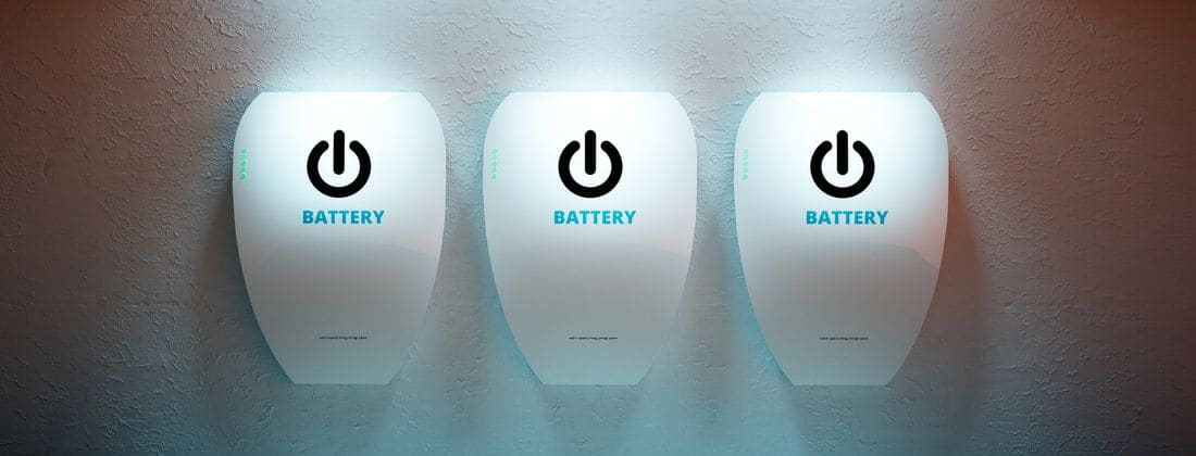 With the latest technology in batteries, you decide when and how you want to use energy, interacting with appliances and appliances intelligently.