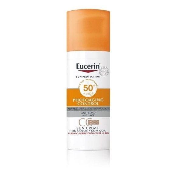 Eucerin Sun Photoaging Control Color FPS50+ 50ml