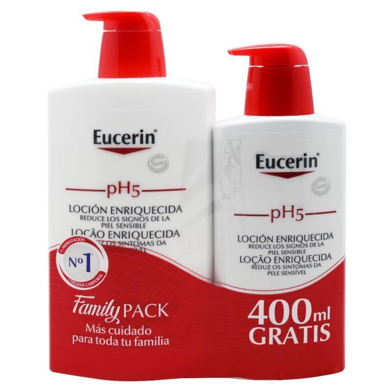Eucerin PH5 Loció Enriquida 1000ml