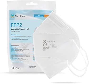 Mascareta FFP2