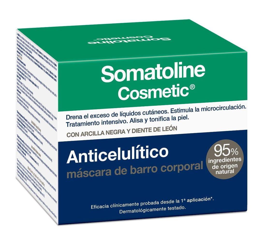Somatoline Cosmetic Mascareta de Fang Anticel·lulítica 500ml