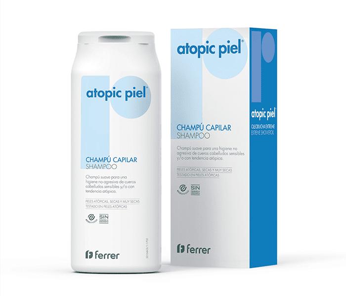 Atopic Piel Xampú 200ml