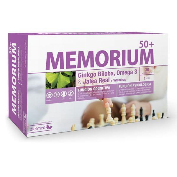 Memorium 50+