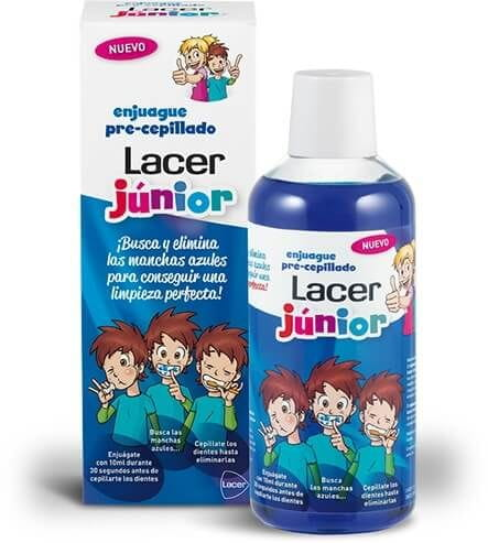 Lacer Junior Col·lutori Pre-rentat 500ml
