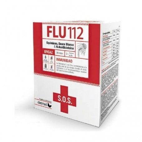 FLU 112 30 Caps