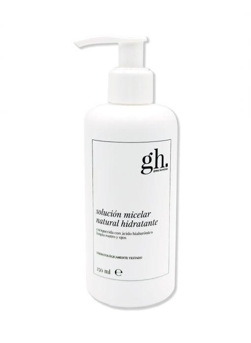 gh Solución Micelar Natural Hidratante 250ml