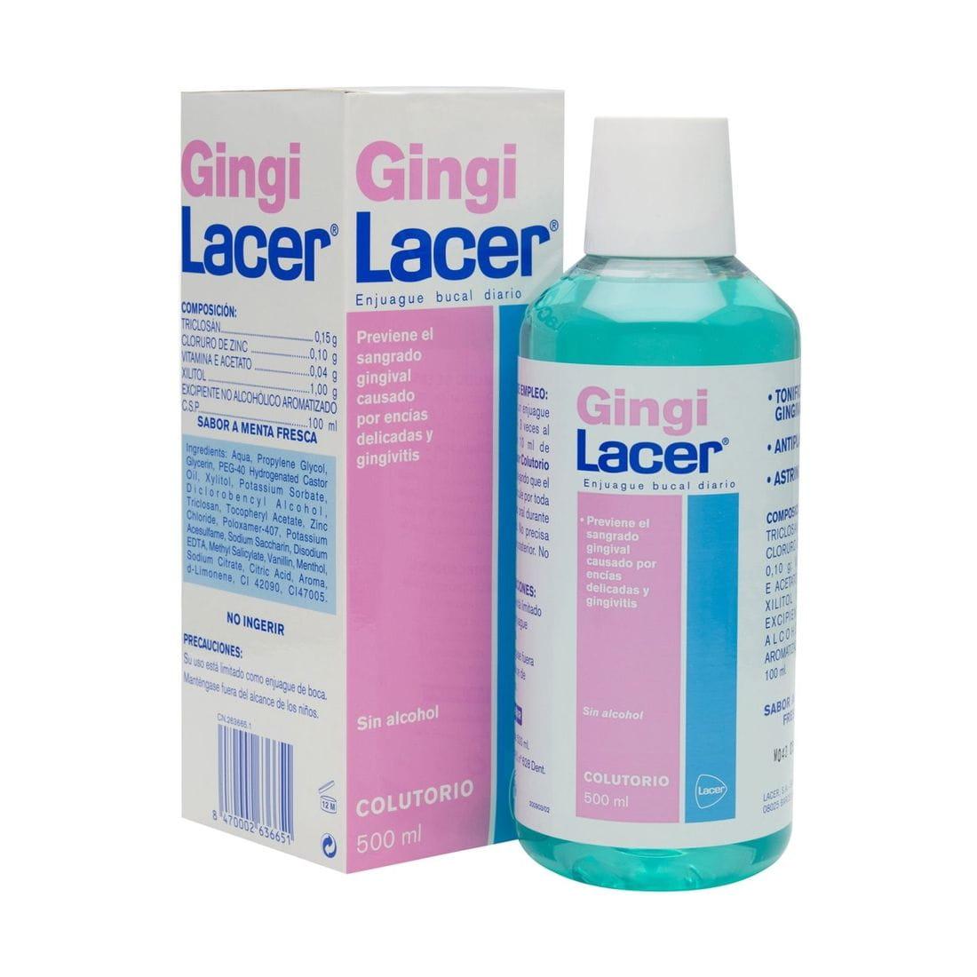 Lacer GingiLacer Colutorio 500ml
