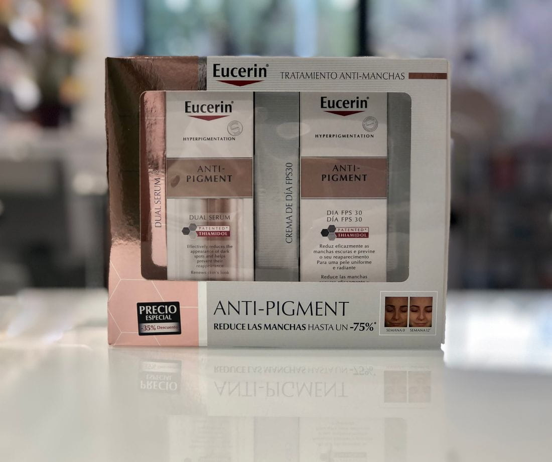 Pack Eucerin Anti-Pigment