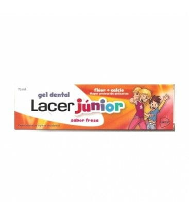 Lacer Gel Dentífric Junior 75ml
