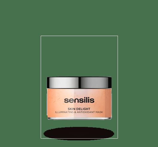 Sensilis Skin Delight Màscara Vit C 150ml