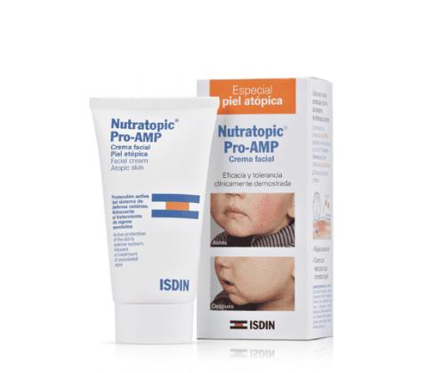 Nutratopic Crema Facial PRO-AMP 50ml