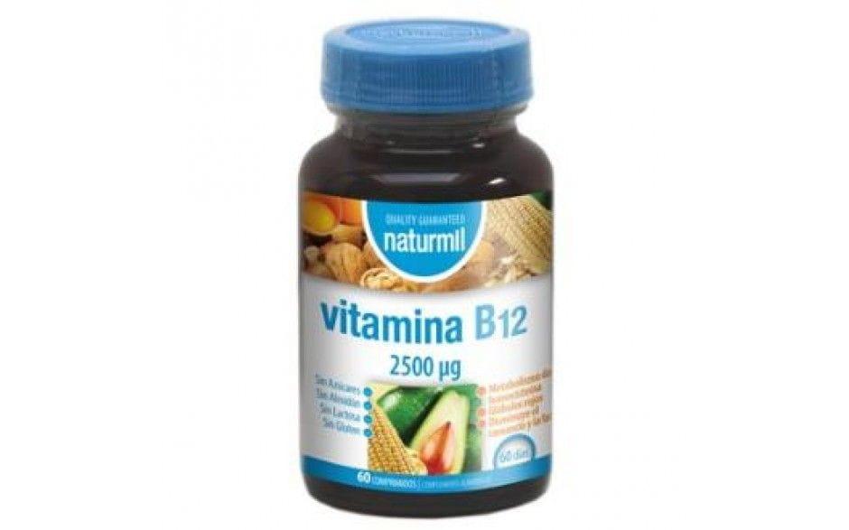 Vitamina B12 60 Comprimidos