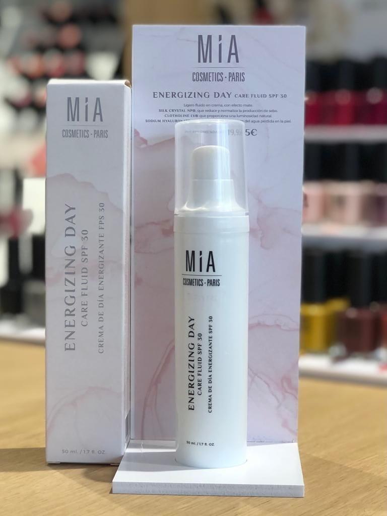 MIA Cosmetics Crema de Dia Energitzant 50ml