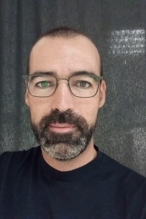 David Ubals (Tresorer; coordinador del servei d'acollida)