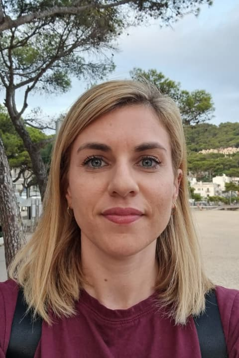 Montse Garcia (Comissió de reutilització i compra de llibres)