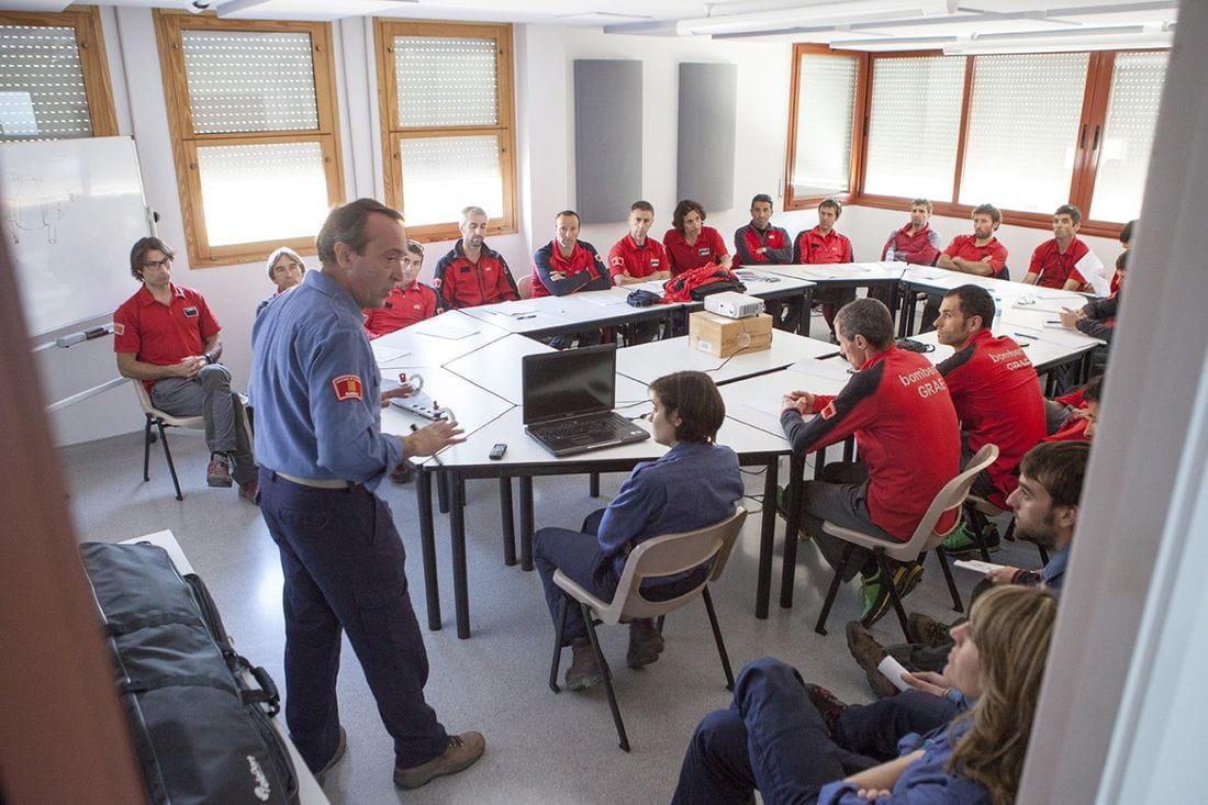 Formació Bombers de la Generalitat (GRAE)