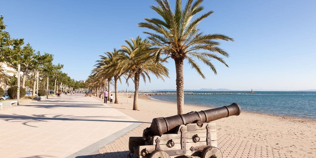 Hi podrà degustar la cuina mediterrània i productes locals d
