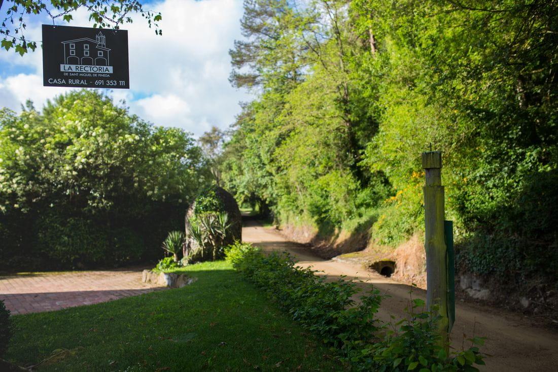 Cycling path Olot-Girona