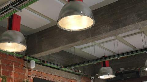 Instalación en el espacio gastronómico Brianxa, en Tordera.