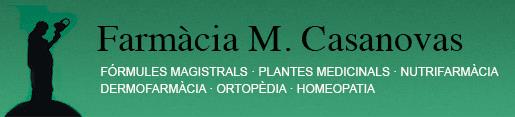 Farmàcia M. Casanovas i Altarriba