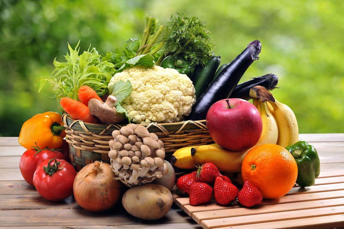 Bodegó d'aliments amb anitoxidants