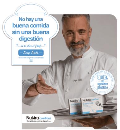 SERGI AROLA és la imatge de la marca