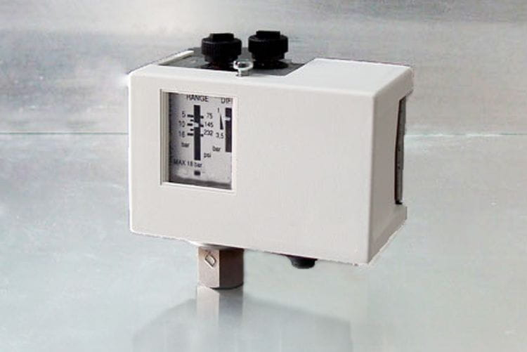 AbCo compact pressure switches