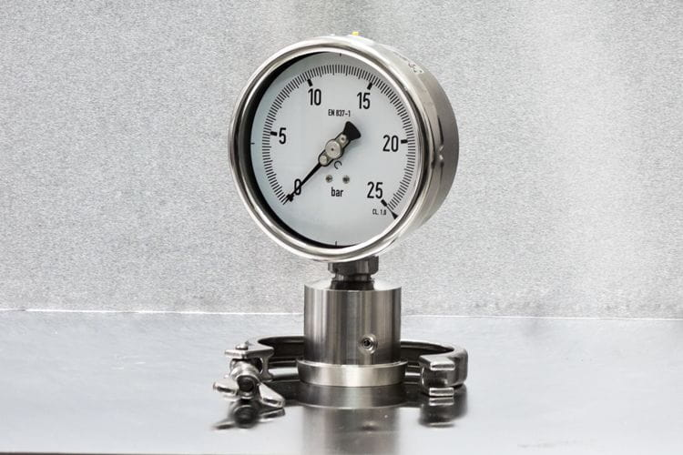 Separadores de fluidos Abco tipo Clamp - ISO 2852