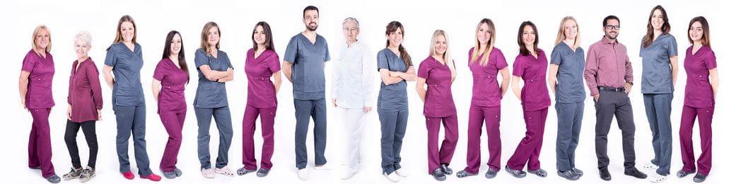 clínica dental en Girona, nuestro equipo