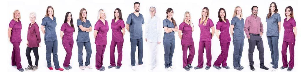 clínica dental a Girona, el nostre equip