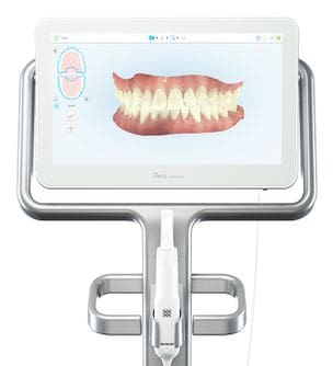 Escanner intraoral Itero