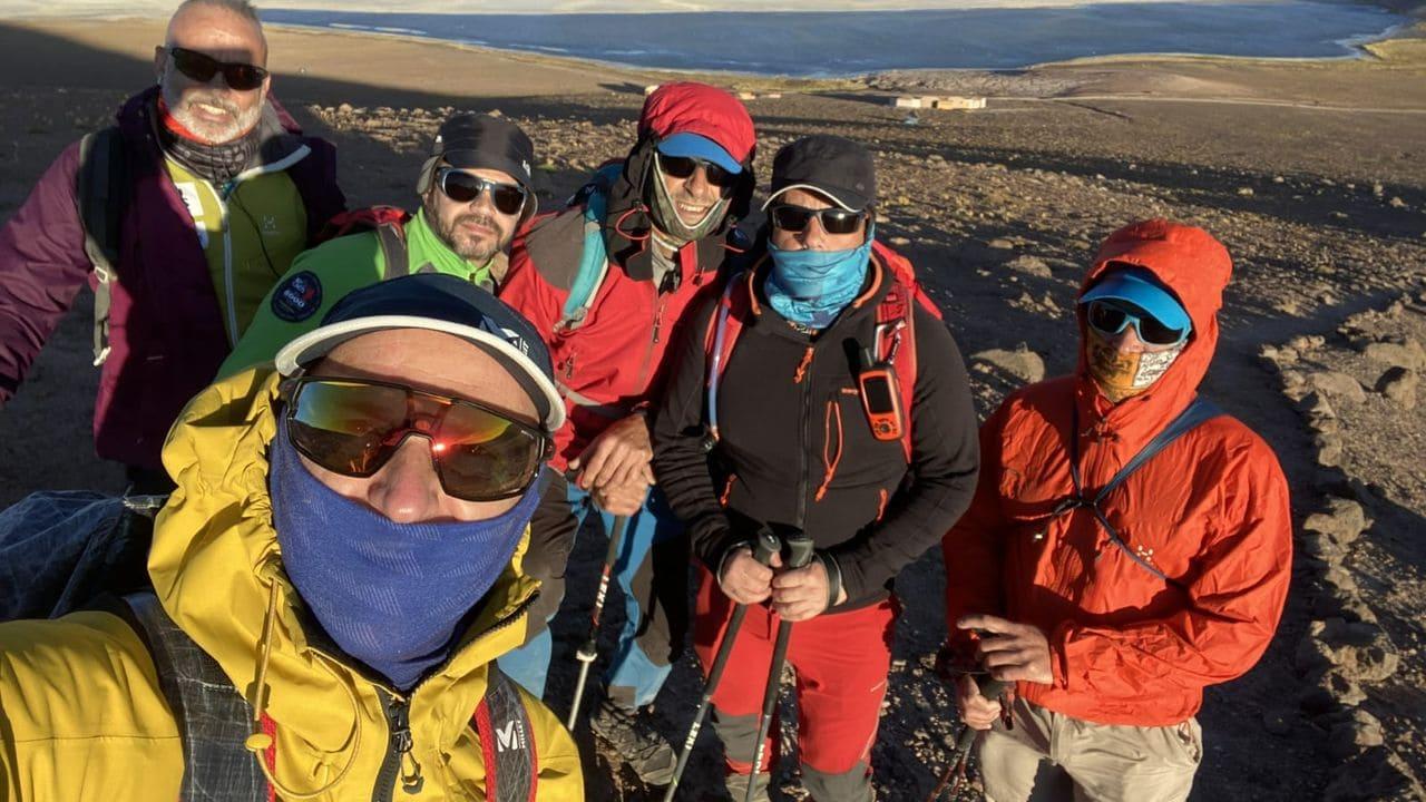#Reto8000 Gasherbrum I 2020