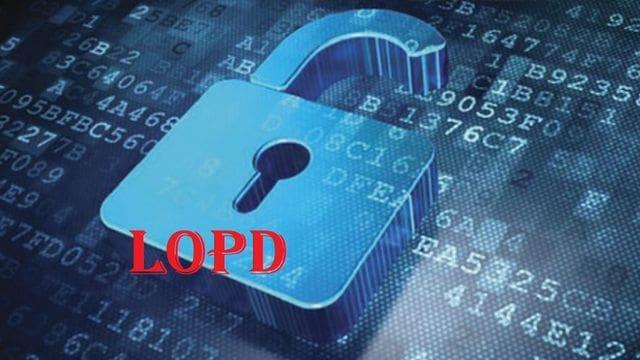 #CEFCanMir Lley Orgánica Protección De Datos