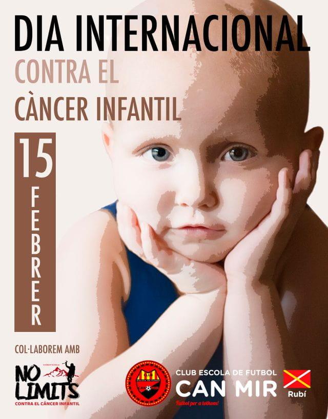 Dia Internacional conta el cáncer infantil
