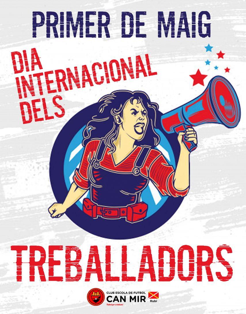 1r de maig de 2020. Dia Internacional dels Treballadors / es