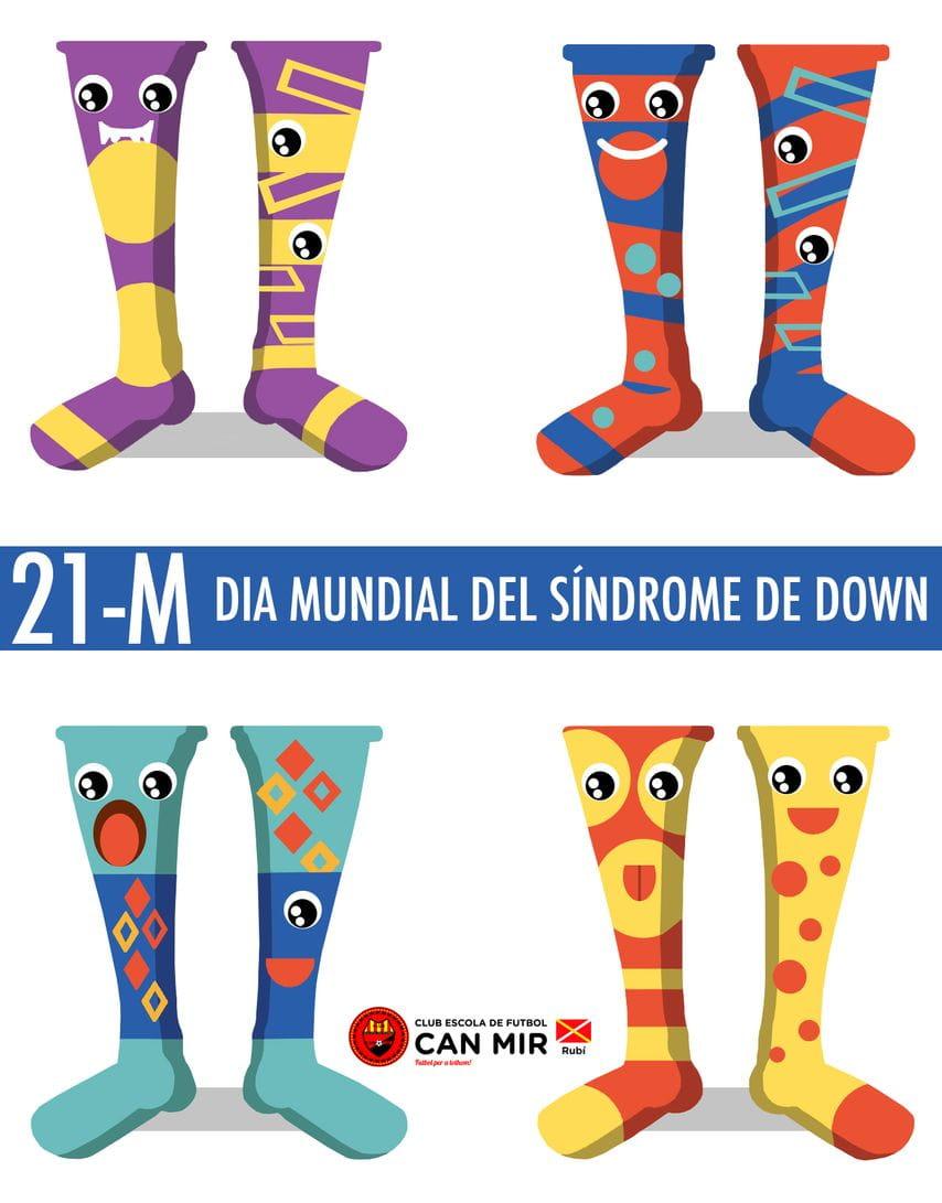 #CEFCanMir 21 -M Dia Mundial del Síndrome de Down
