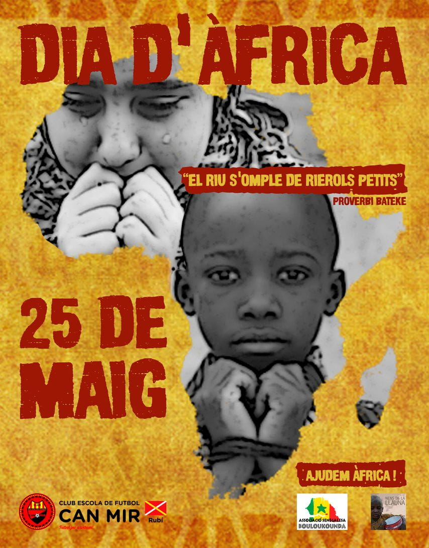 25 de Mayo 2020. Día de África