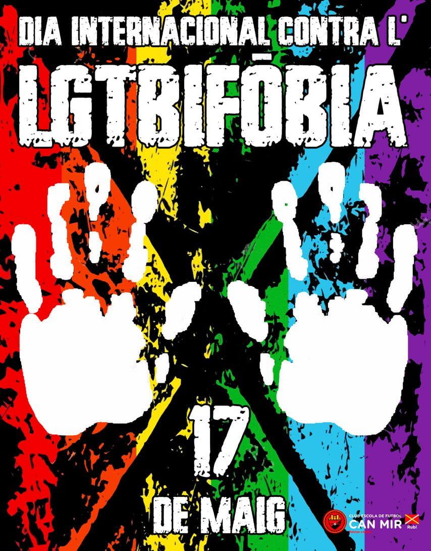 17 de Maig. Dia Internacional contra l'LTGBTIfòbia 2020