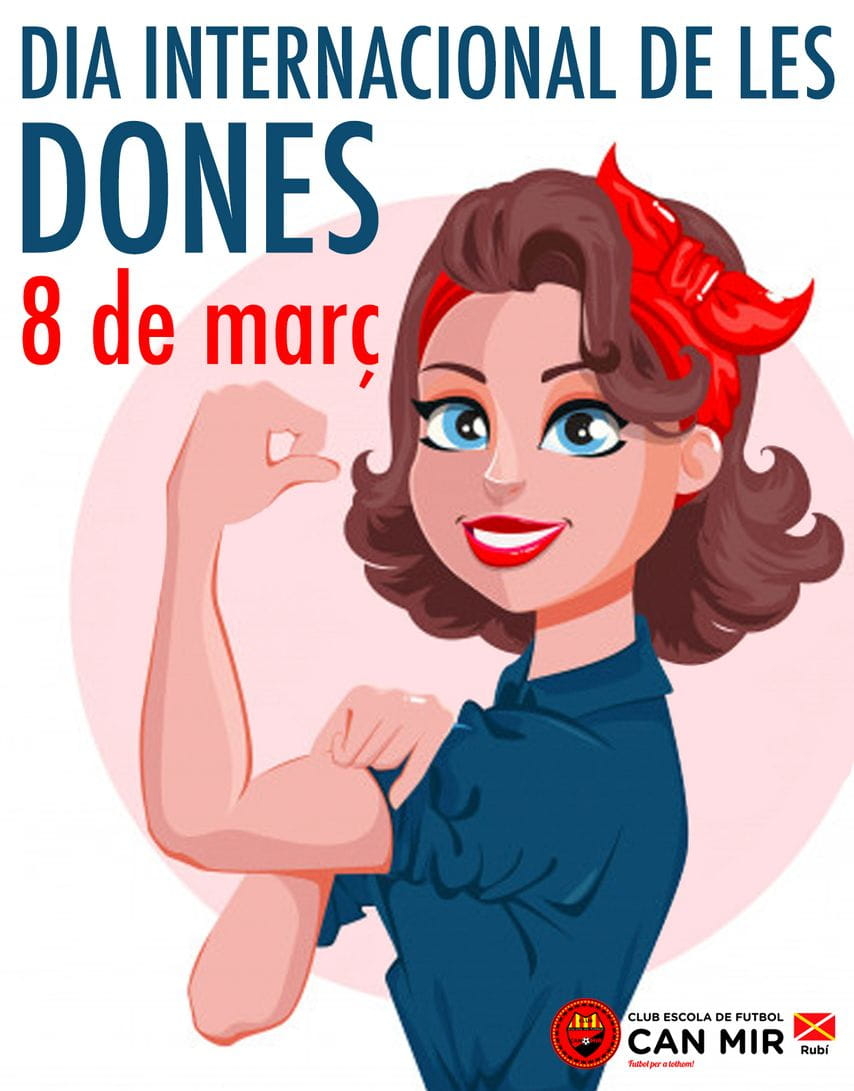 8 de Març 2020. Dia Internacional de les dones
