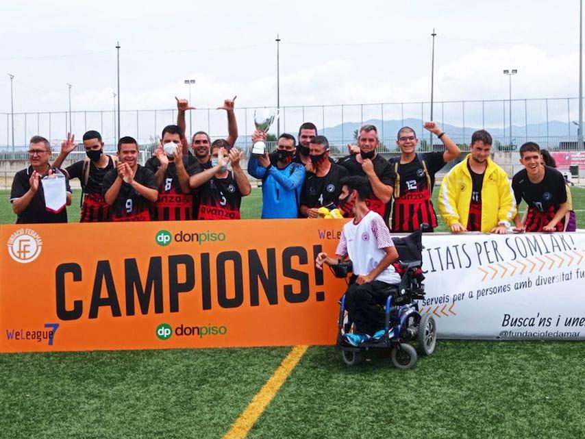#CEFCanMir #DiversitatFuncional Campions