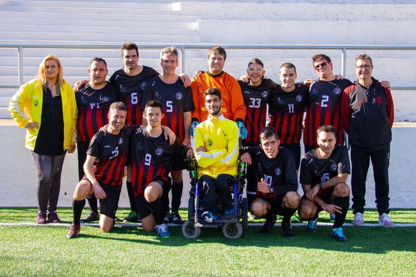 El equipo Sénior se proclama campeón de la liga FEDAMAR